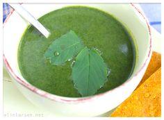Brenneslesuppe. Vegetarian, Ethnic Recipes, Food, Plant, Meals, Yemek, Eten
