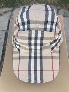 39241468a8b NEW Burberry London Baseball Cap One Size Nova Check  fashion  clothing   shoes  accessories  mensaccessories  hats (ebay link)