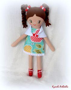 Mini doll 30cm Soft Dolls, Doll Clothes, Play, Photo And Video, Christmas Ornaments, Holiday Decor, Mini, Handmade, Instagram