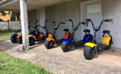 ExellBiz vous propose ce magnifique scooter électrique type Harley Davidson à grosses roues, homologué CE. Neuf  Très Fun, écolo et économique, utilisation urbaine et/ou livraison Prise en main ultra rapide, conduite possible dès 14 ans (BSR, AM)  Vidéo disponible sur youtube, tapez exellbiz  Modèles disponibles de suite, Différents coloris Puissance de 1500W pour une vitesse max de +/- 50 Km/h, autonomie 60 km. Batterie lithium 60V12Ah amovible, LED, freins à disques, Batterie Lithium, Harley Davidson, Vehicles, Electric Scooter, 14 Year Old, Car, Vehicle, Tools