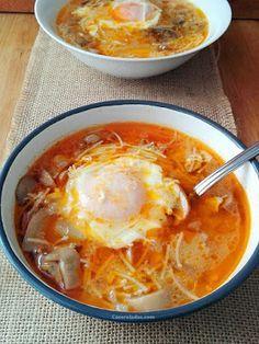 Broccoli Soup Recipes, Tomato Soup Recipes, Vegetable Soup Recipes, Best Chicken Soup Recipe, Cheddar Soup Recipe, Mix Veg Soup, Dairy Free Tomato Soup, Cocotte Le Creuset, Creamy Chicken Tortilla Soup