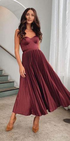 Summer Wedding Outfits, Best Wedding Guest Dresses, Wedding Guest Looks, Casual Wedding Guest Dresses, Black Tie Wedding Guest Dress, Wedding Summer, Garden Wedding, Unique Dresses, Fall Dresses