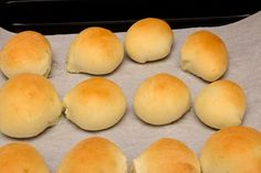 Claudia's Cookbook - Ukrainian Cottage Cheese Buns with Creamy Dill Sauce 24
