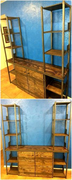 Use Pallet Wood Projects to Create Unique Home Decor Items – Hobby Is My Life Recycled Pallets, Wood Pallets, Recycled Wood, Pallet Wood, Outdoor Pallet, Diy Wood, Wooden Pallet Projects, Wooden Pallet Furniture, Pallet Ideas
