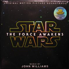 Northern Volume - Star Wars: The Force Awakens - Original Motion Picture Soundtrack (John Williams) (180g Vinyl…