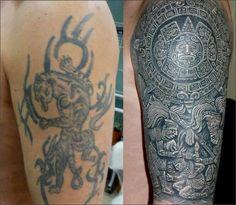 Las 100 mejores ideas para cubrir un tatuaje