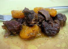 Jabalí en Salsa de Naranja