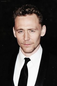 Tom Hiddleston - you know what Tom, f*ck you! Thanks to you I've been basically sleep deprived for months now 'cause your perfect face has filled up my Pinterest and I can never go to sleep on time since there's always more... Life ruiner! I hate you. ... Okay I don't hate you. I dislike you a bit. Except for your eyes, they are cute. And your voice is pretty nice too. Oh screw it, I LOOOOOVEEE YOOOU! ... I'm gonna go to sleep now, bye darling <3