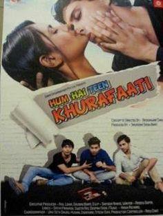 My music portal: Hum Hai Teen Khurafati(2014) Free Download Bollywo...