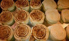 FATAL FOODIES - sugar-free cinnamon and orange danish rolls! Yum!