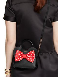 kate spade new york for minnie mouse mini maise by kate spade new york