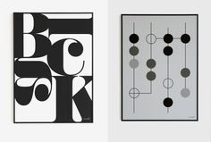 Shapes + Words by Therese Sennerholt   NordicDesign