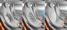 Daimler Smart Forvision Futuristic Car