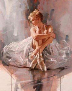 Ballet art - drawings and cool art kate zambrano – Ballet art Art Ballet, Ballerina Painting, Ballet Dance, Ballerina Kunst, Ballerina Pink, Renaissance Kunst, Dance Paintings, Old Paintings, Ballet Photography