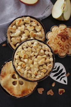 mini pies...how to...