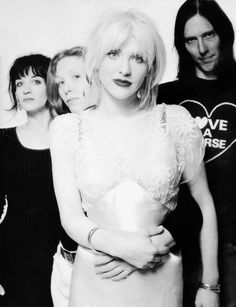 Courtney Love never met her Courtney Love Hole, Kurt And Courtney, Rainha Do Rock, Kathleen Hanna, Nirvana Kurt Cobain, Riot Grrrl, Miss World, Music Mix, My Favorite Music