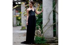 Meet My Designer - Young Designer Spotter - Asymmetrical Long Dress
