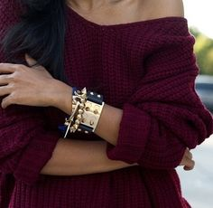 Comfy sweater Rock