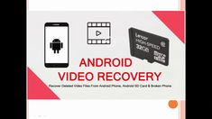 Effective Solutions To Recover Deleted Videos From Android Broken Phone, Android Video, Data Recovery, You Videos, Sd Card, Youtube, Youtubers, Youtube Movies