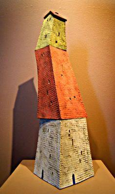 Todd VanDuren / Reclaimed House 20x5x5 ceramic $1,150.jpg