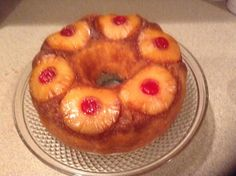 Pineapple Upside Down Cake | Duncan Hines®