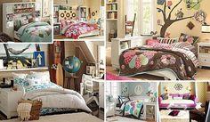 54 идеи интерьера комнаты для девочки-подростка