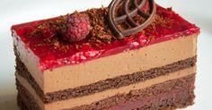 Проверенные рецепты: Малиново-шоколадный десерт от Уильяма Кёрли