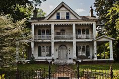 RRJ Herndon home 1830's York, SC. Now left to abandonment and neglect. Flickr - Photo Sharing!