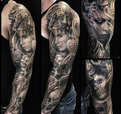 Caring For A New Tattoo - Hot Tattoo Designs Tattoos 3d, Bull Tattoos, Neue Tattoos, Best Sleeve Tattoos, Body Art Tattoos, Great Tattoos, Tatoos, Tattoo Designs, Geniale Tattoos