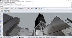 Real-time Rendering and Virtual Reality with Rhino - Enscape Default Setting, Properties Of Materials, Depth Of Field, Glass Material, New Opportunities, Design Firms, Design Process, Building Information Modeling