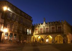 "Designated as the European Capital of Culture.Portugal's so-called ""cradle city"""