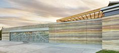 Edmonton Valley Zoo | SIREWALL | Structural Insulated tierra apisonada