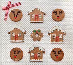UPD: теперь с рецептом глазури! Поскольку мы отмечаем Рождество 25-го декабря, то в это...