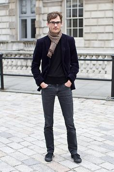 Men's Street Style - London