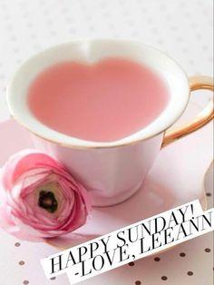 Hope everyone is having a pink Sunday <3 #LoveLeeann