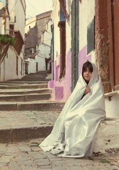 La fille de la casbah, #Alger, #Algérie