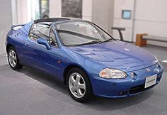 Lower it on some si's, and it would look just like my first del Sol <3