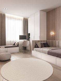 Enhance Your Senses With Luxury Home Decor Kids Bedroom Designs, Home Room Design, Kids Room Design, Bed Design, Home Interior Design, Living Room Designs, Luxury Interior, Contemporary Interior, Living Rooms