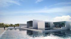 Essar Steel Visitors Center – Richard Meier & Partners Architects