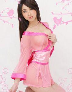 Mulheres sexy lingerie sedução uniforme dia dos namorados arcos quimono japonês camisas camisola pijama boneca fio DS club wear em Vestimentas exóticas de Novidades e Roupas de Uso Especial no AliExpress.com   Alibaba Group