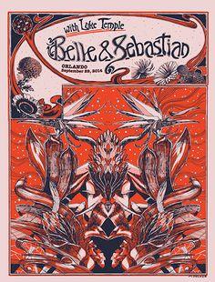 Belle And Sebastian - Matthew Decker - 2014 ----