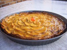 Tarta fácil de manzana   Magia en mi cocina   Recetas faciles de cocina paso a paso Apple Pie, Desserts, Cakes, Food, Gastronomia, Cake Recipes, Deserts, Apple Sauce, Peach Jam