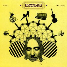 """Shawn Lee's Ping Pong Orchestra feat. Nino Mochella - """"Voices and Choices""""  Kiss the sky"""