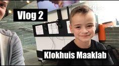 Vlog #2 - Klokhuis Maaklab - En maak kennis met m'n nieuwe maatje!