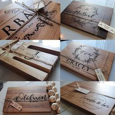 Engraved Cutting Board, Personalized Cutting Board, Cutting Boards, Wood Cutting, Chopping Boards, Anniversary Gifts For Couples, Wedding Gifts For Couples, Custom Wedding Gifts, Personalized Wedding Gifts
