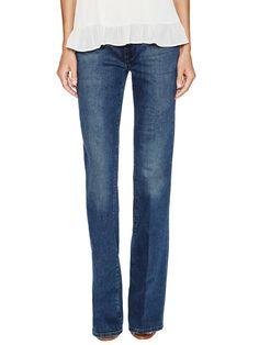 Marrakesh Welt Pocket Flare Jean