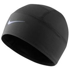 Nike Cold Weather Reflective Beanie - Men's - Running - Clothing - Black/Reflective Silver