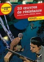 33 œuvres de résistance