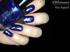 Fashion Polish: KBShimmer Swatches and Review part II