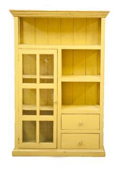 » Elise Large Display Cabinet |